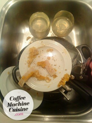 coffee machine cuisine