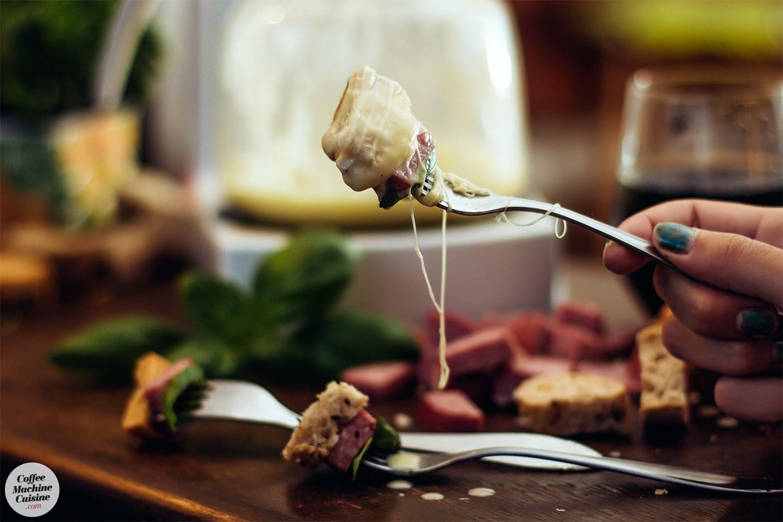 cheese fondue coffee machine cuisine. Black Bedroom Furniture Sets. Home Design Ideas