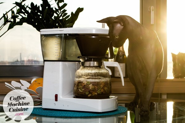 how to cook food with your coffee maker