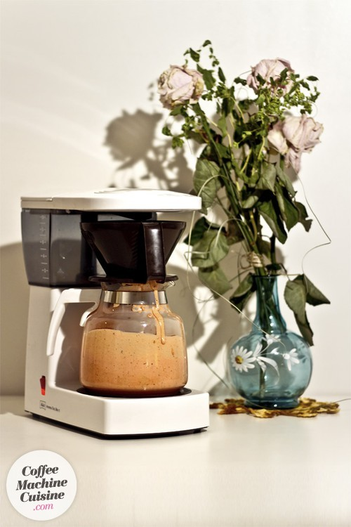 how to cook food with a coffee maker