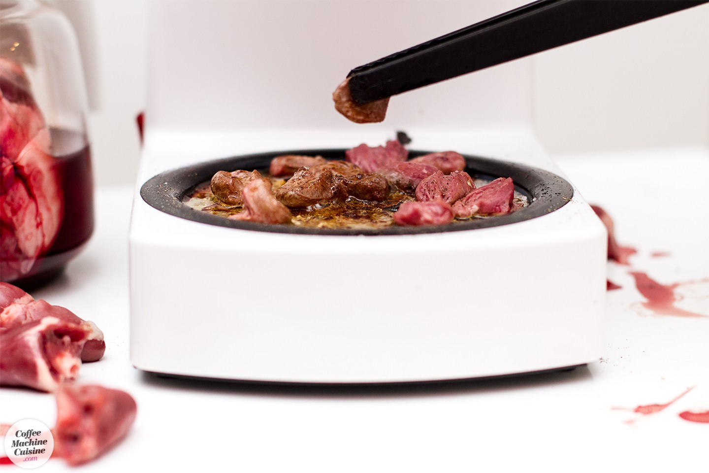 Howo to cook food with your coffee maker